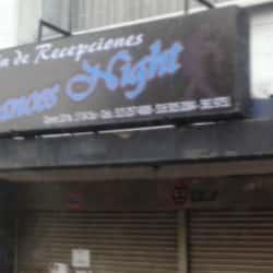 Salón de Recepciones Dances Night en Bogotá