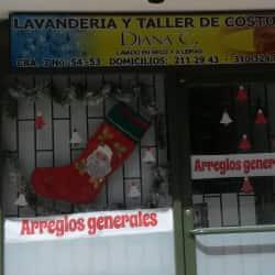 Lavandería y Taller de Costura Diana C en Bogotá