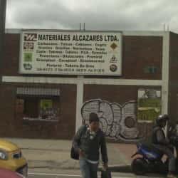 Materiales Alcázares Ltda en Bogotá