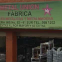 Metal Union Fabrica en Bogotá
