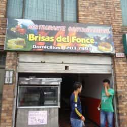 Restaurante Santandereano Brisas Del Fonce en Bogotá
