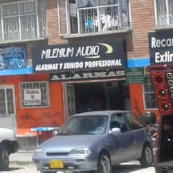 Milenium Audio en Bogotá