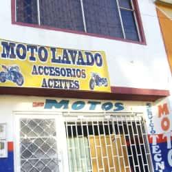 Moto Lavado Carrera 91 en Bogotá