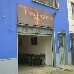Restaurante Tres Fogones en Bogotá