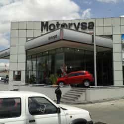 Motorysa Mitsubishi Colombia en Bogotá