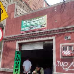 Restaurante y Cafetería La 44 en Bogotá