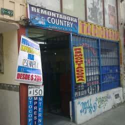 Remontadora Country en Bogotá