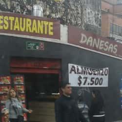 Restaurante Danesas en Bogotá