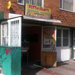 Restaurante Desayunos y Almuerzos en Bogotá