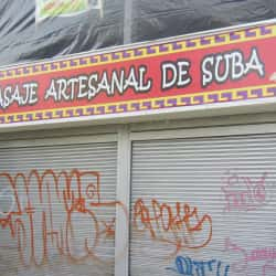 Pasaje Artesanal de Suba en Bogotá