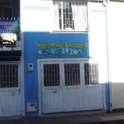 Remate Tatis en Bogotá