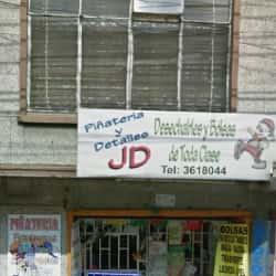 Piñatería y Detalles JD en Bogotá