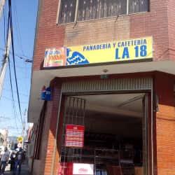 Panadería y Cafetería La 18 en Bogotá