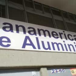 Panamericana de Aluminios en Bogotá