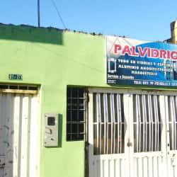 Palvidrio en Bogotá