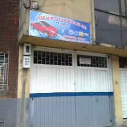 Mecánica Automotriz J.R. en Bogotá