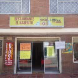 Restaurante El Kaserito en Bogotá