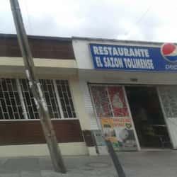 Restaurante El Sazón Tolimense en Bogotá
