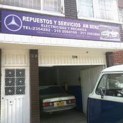 Repuestos y Servicios AM Benz en Bogotá