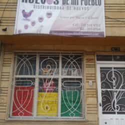 Huevos de Mi Pueblo en Bogotá