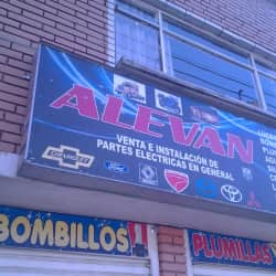 Alevan en Bogotá