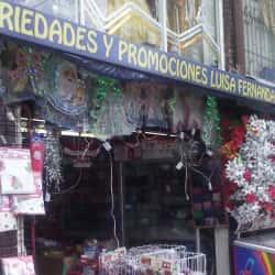 Variedades y Promociones Luisa Fernanda en Bogotá