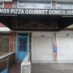 Romanos Pizza Gourmet en Bogotá