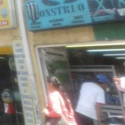 Monstruo Xtremo en Bogotá