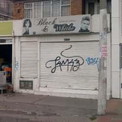 Sala De Belleza Black And White en Bogotá