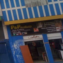 P&P Cocinas en Bogotá