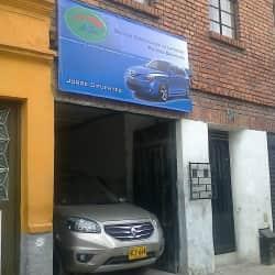 Talle J.C. en Bogotá