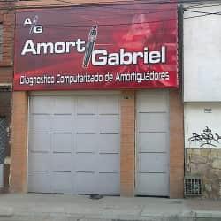 Amort Gabriel en Bogotá