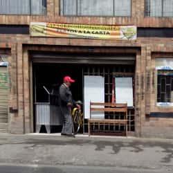 Asadero de Pollos Ariza en Bogotá