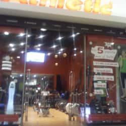Athletic Titán en Bogotá