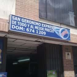 San Geronimo Express en Bogotá