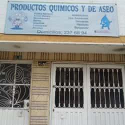 Productos Químicos y De Aseo en Bogotá