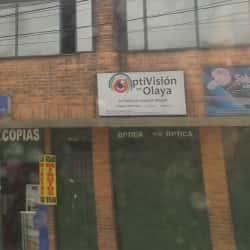 Optivisión Del Olaya en Bogotá
