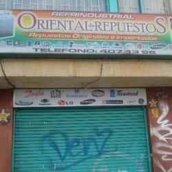 Oriental De Repuestos en Bogotá