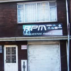 RPM Repuestos para Motos en Bogotá
