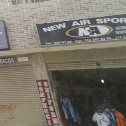 New Air Sport en Bogotá