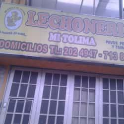 Lechoneria Mi Tolima en Bogotá