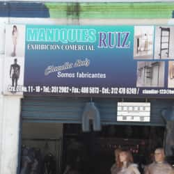 Maniquies Ruiz en Bogotá