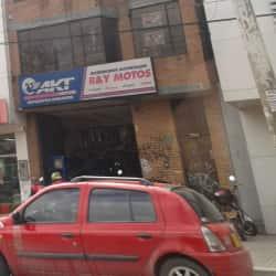 R & Y Motos en Bogotá
