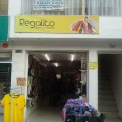 Regalito en Bogotá