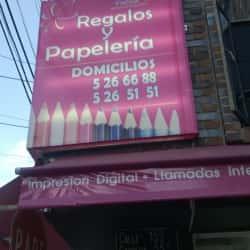 Regalos y Papelería en Bogotá