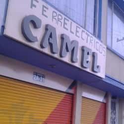 Ferrelectricos Camel en Bogotá