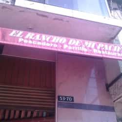El Rancho de Mi pacifico en Bogotá