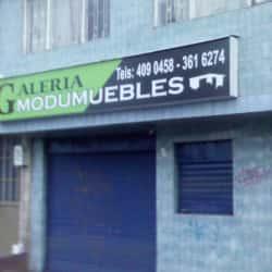 Galería Modumuebles en Bogotá