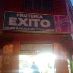 Frutería Exito en Bogotá