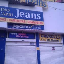 Gino Dicapri Jeans en Bogotá
